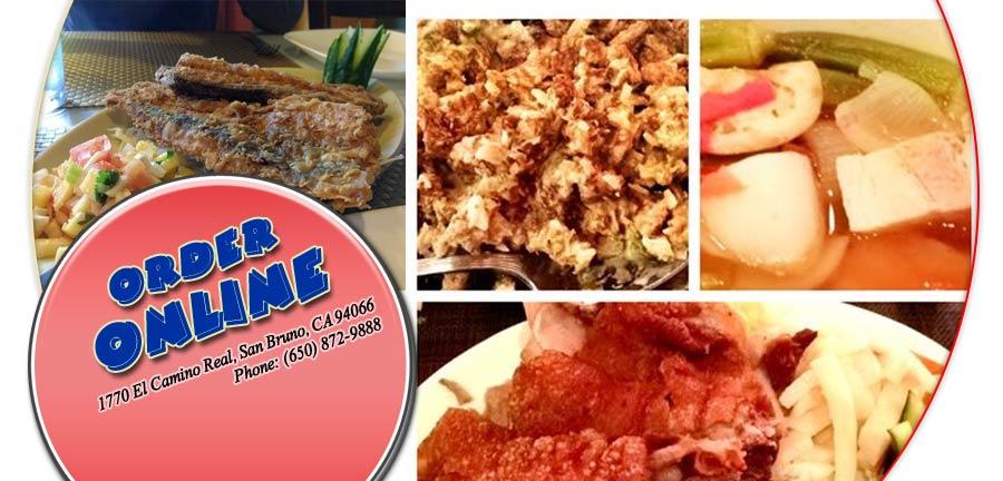Patio Filipino | Order Online | San Bruno, CA 94066 | Asian