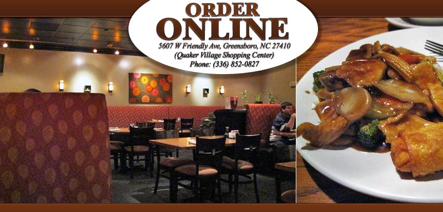 Chinese Kitchen Asian Cuisine Restaurant Order Online Greensboro Nc 27410