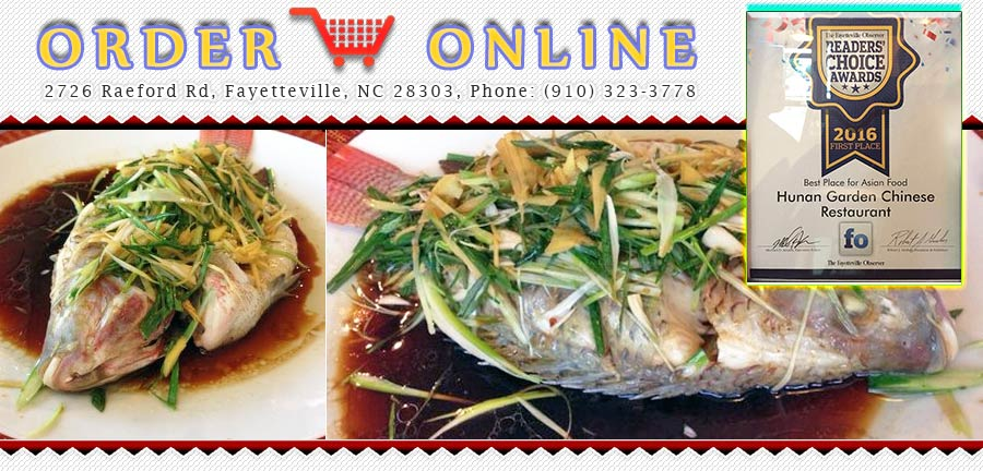 Chinese Food Raeford Rd