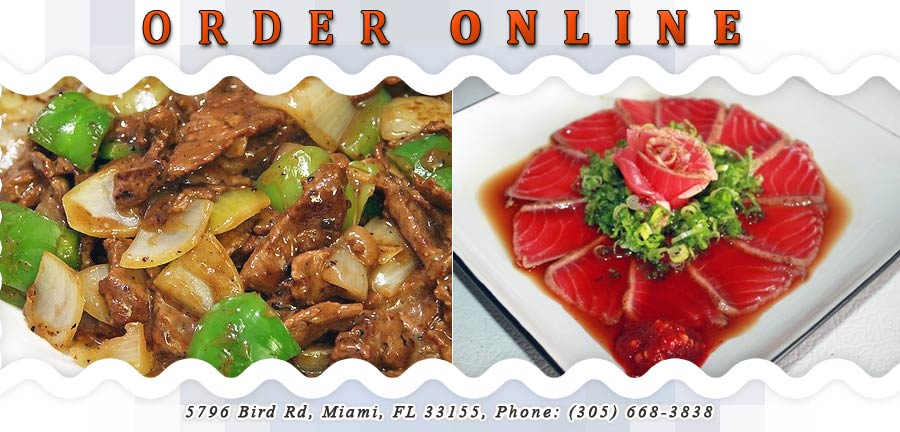 The Asian Kitchen | Order Online | Miami, FL 33155 | Sushi