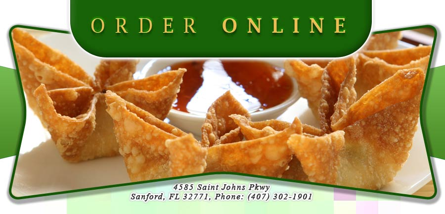 Chinese Food Delivery Sanford Fl