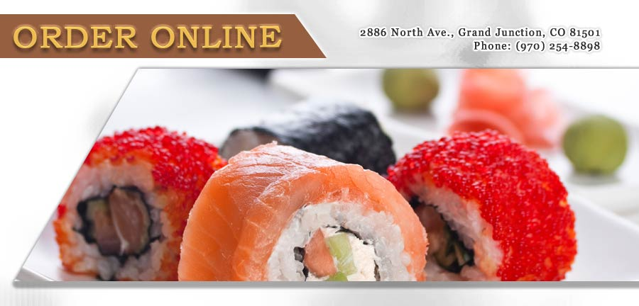 Zen Garden Asian Grill Sushi Bar Order Online Grand Junction Co 81501