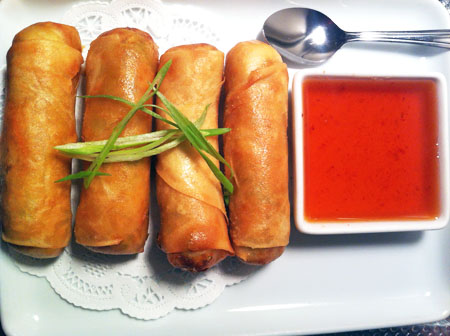 Vegetable Spring Roll