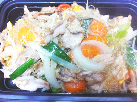 Silver Noodle ( Pad Woon Sen )