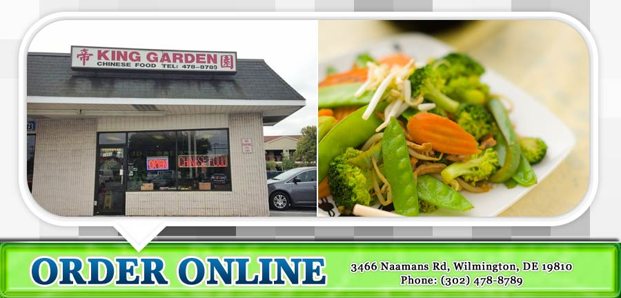 King Garden Chinese Restaurant | Order Online | Wilmington, DE 19810 ...