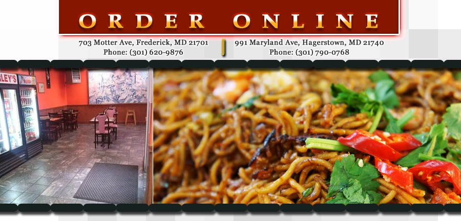 Chinese Food Restaurants In Frederick Md