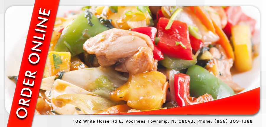 Lucky Chopstix | Order Online | Voorhees Township, NJ 08043 | Chinese