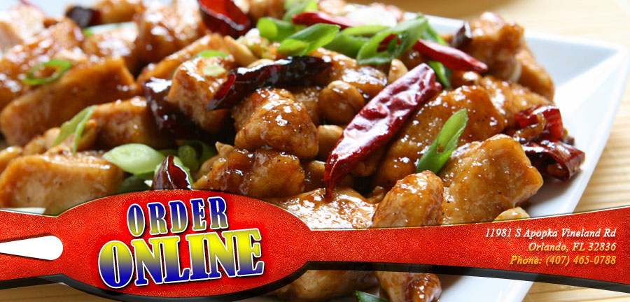 Chinese Food Orlando Delivery