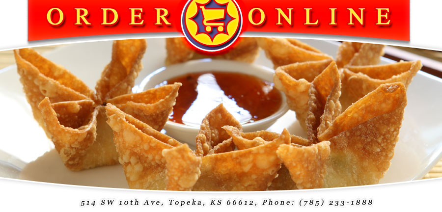 Online Chinese Food Topeka