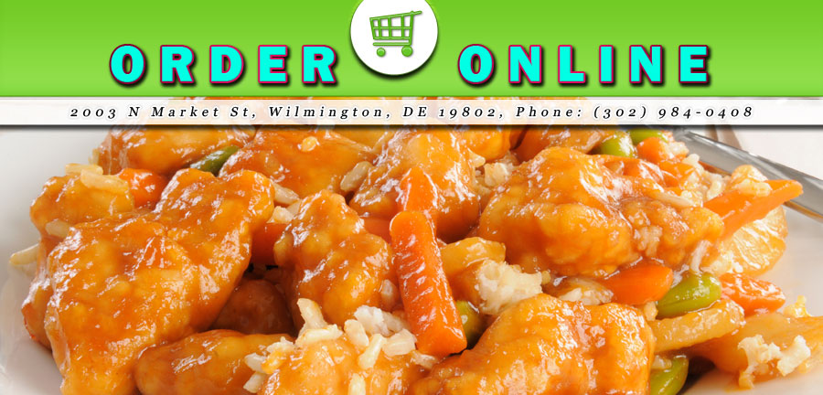 China King Order Online Wilmington De 19802 Chinese