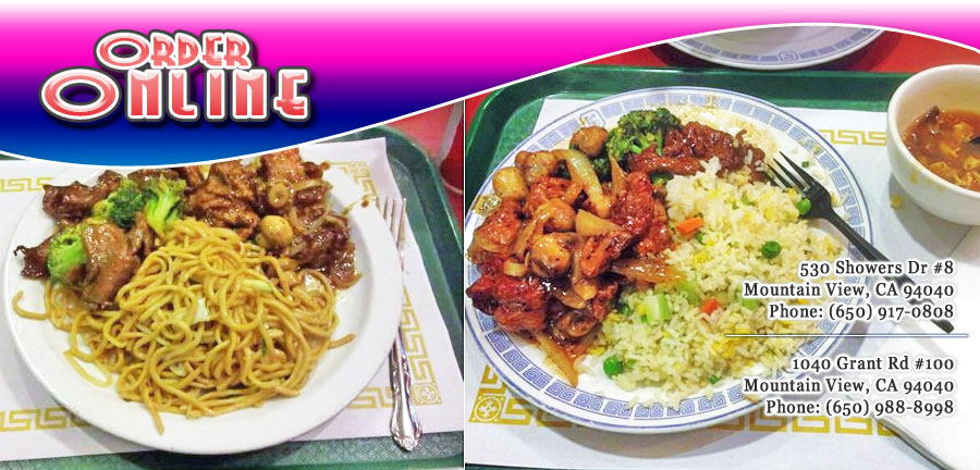 Lucky Chinese Restaurant Order Online Mountain View Ca 94040