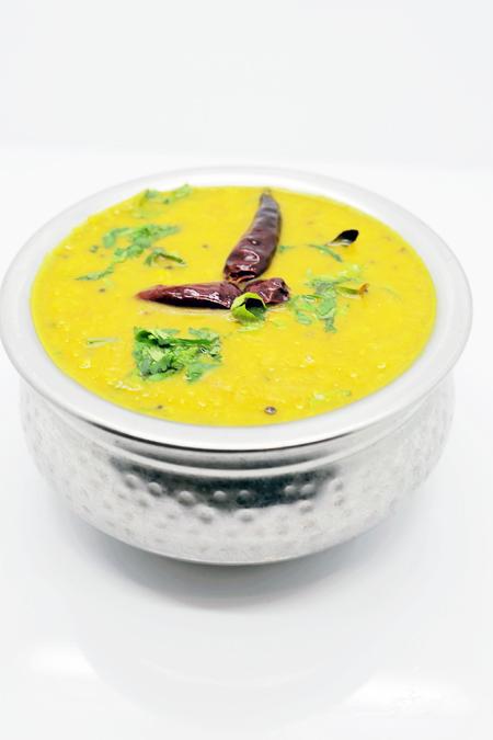 Mint-Masala-Dal Tadka