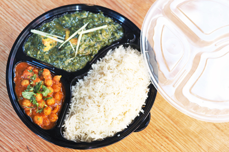 Mint-Masala-Lunch Special-Veg