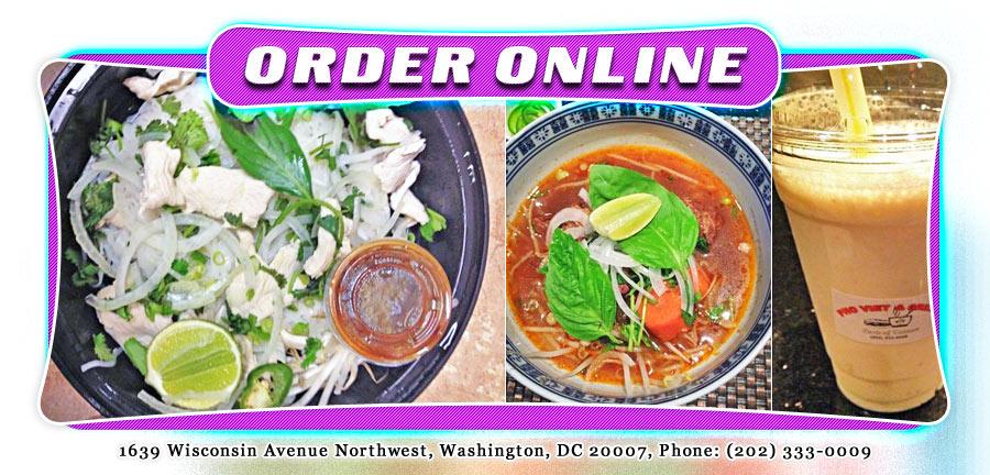 Pho Viet & Grille | Order Online | Washington, DC 20007