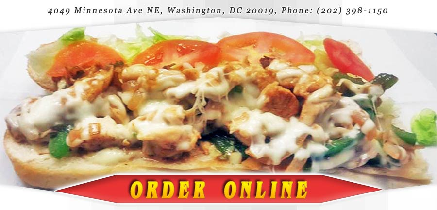 Sharks fish chicken order online washington dc for Sharks fish and chicken menu