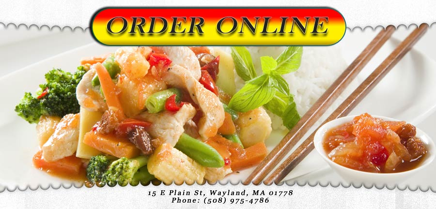 Chinese Food Restaurants In Framingham Ma