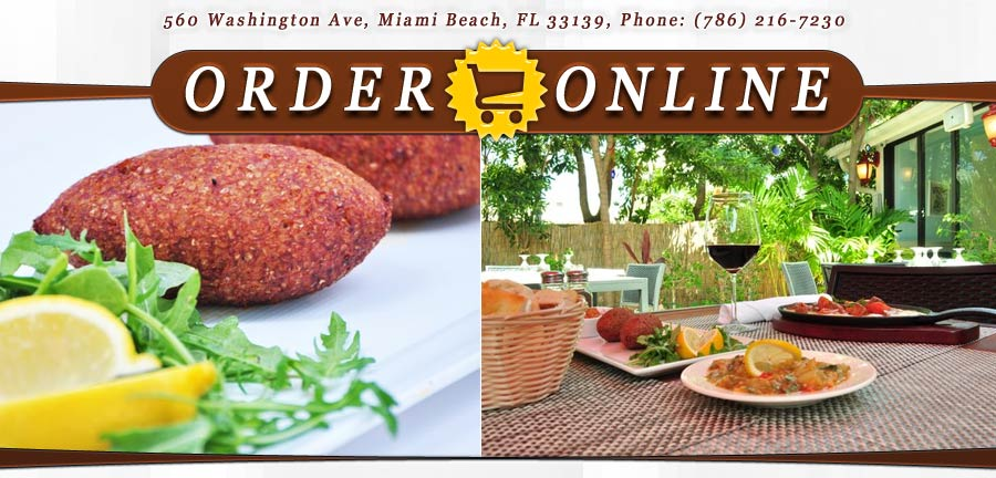 Babylon Turkish Restaurant Order Online Miami Beach Fl 33139 Mediterranean