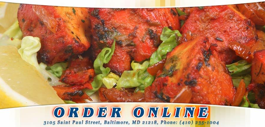Masala Kitchen Order Online Baltimore Md 21218 Indian