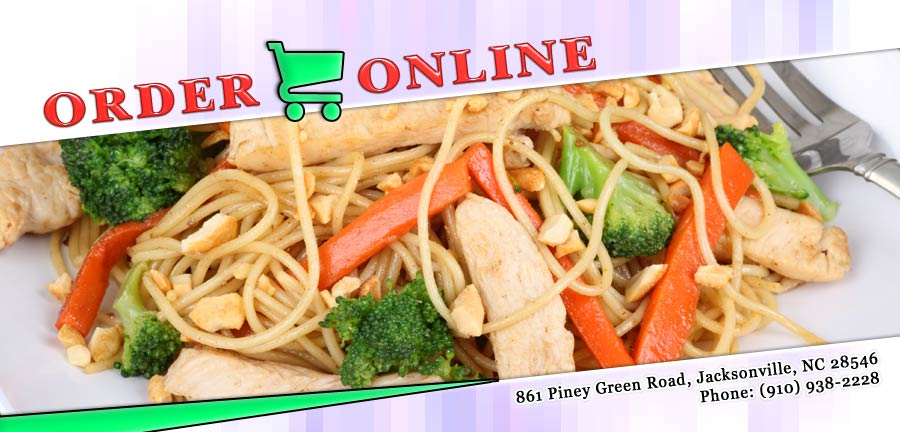 Chinese Food Delivery Jacksonville Nc