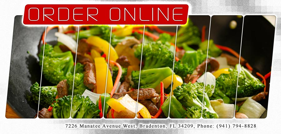Chinese Food Bradenton Delivery