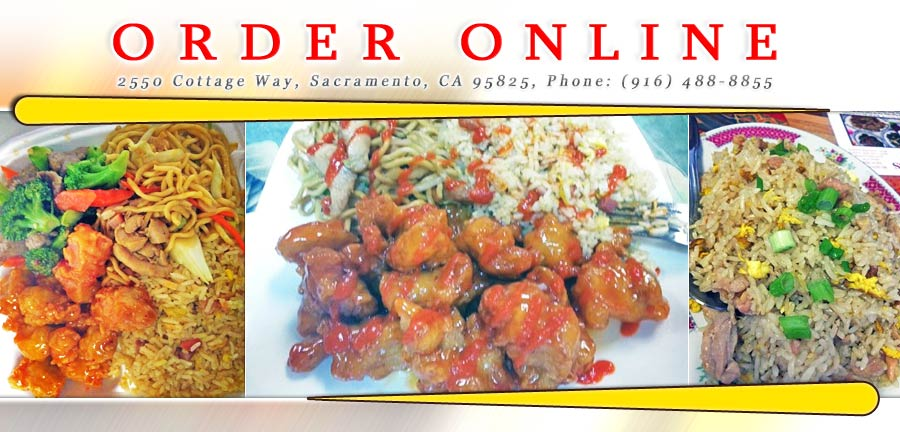 Cathay Express Order Online Sacramento Ca 95825 Chinese