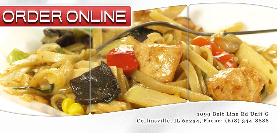 Chinese Food Collinsville Il