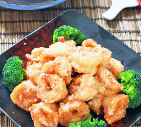 Queen shrimp