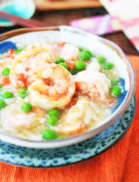 Shrimp and lobster sauce