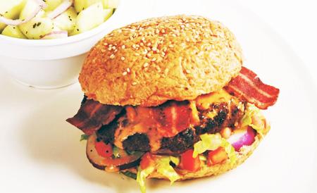 MMG Premium Burger