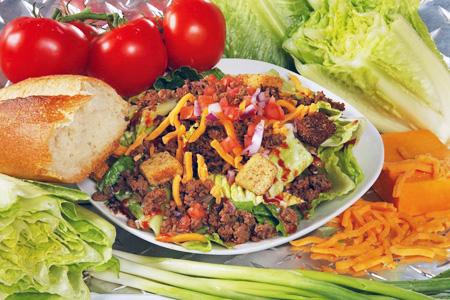 mmgCheeseburger SaladmmgCheeseburger Salad