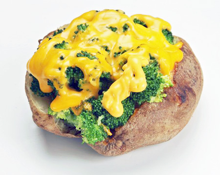 mmgLoaded Baked Potato