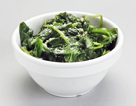 Sides-Savory Spinach