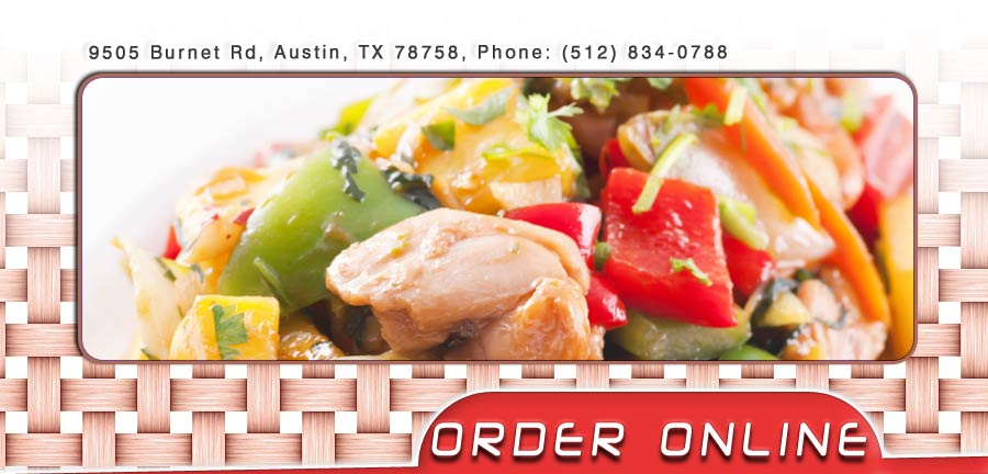 China House | Order Online | Austin, TX 78758 | Chinese
