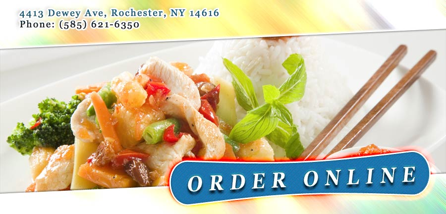 New Fong Kitchen Menu Rochester Ny