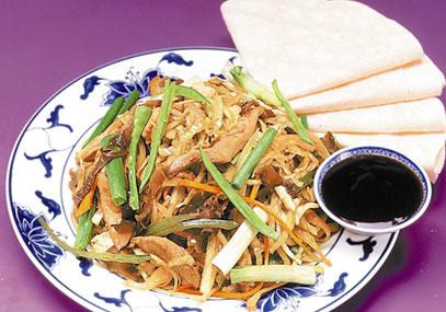 Pork Moo Shi