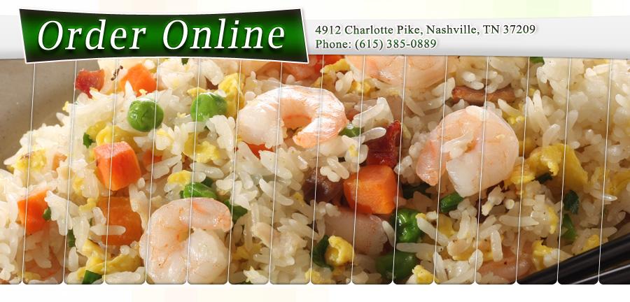 Dragon Garden Order Online Nashville TN 37209 Chinese
