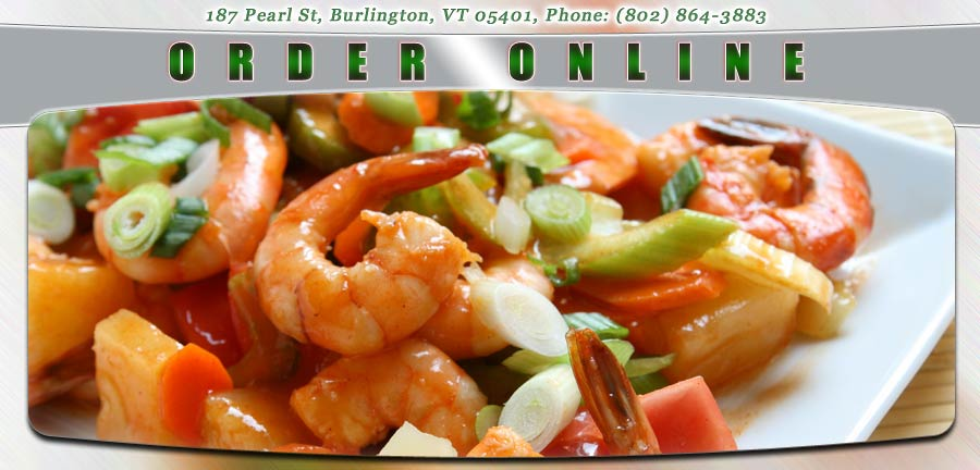 Best Chinese Food Delivery Burlington