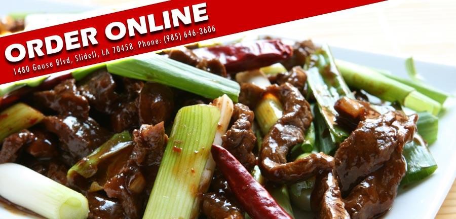Mr Joe Chinese | Order Online | Slidell, LA 70458 | Chinese