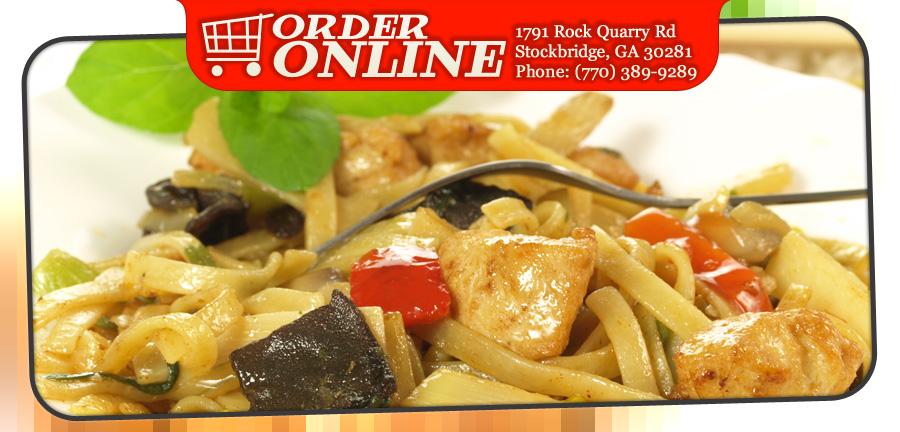 Chinese Dragon Restaurant Stockbridge Ga
