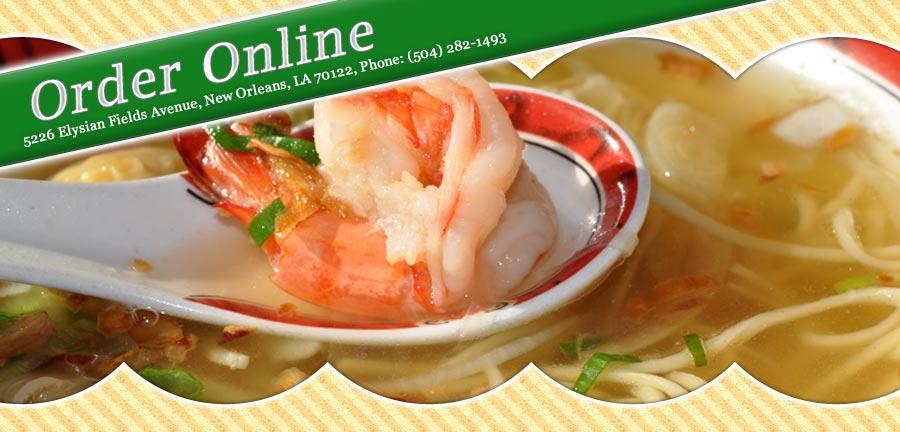Chinese Tea Garden Order Online New Orleans La 70122