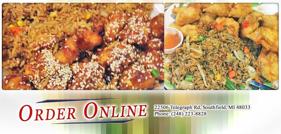 Chinese food southfield mi 10 mile food for Lucky wok garden city