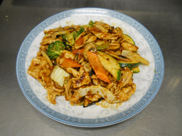 Szechwan Chicken