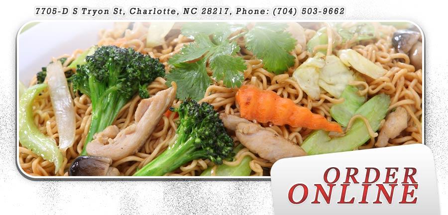 Cottage  Chinese Restaurant Charlotte Nc
