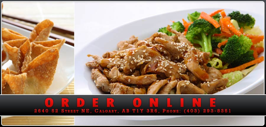 Chinese Food Online Calgary