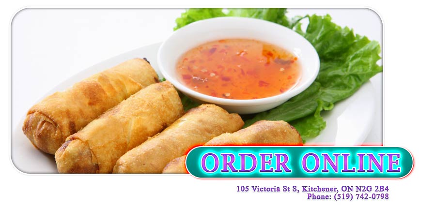 Best Chinese Food Delivery Kitchener