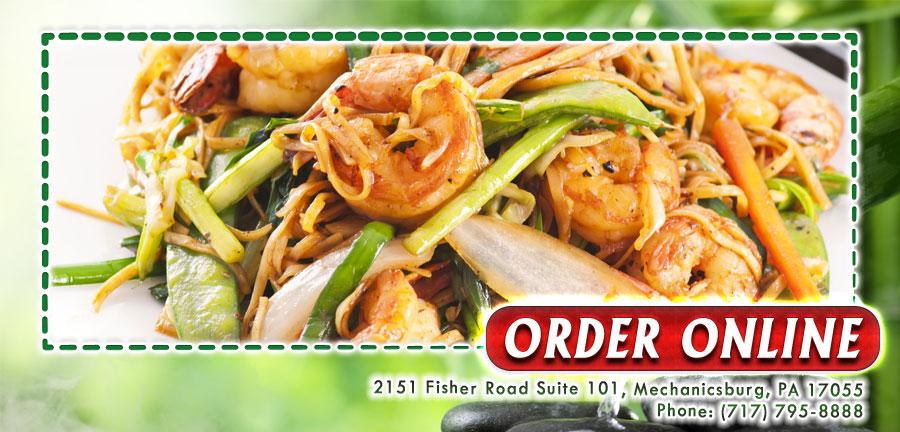 China Garden Order Online Mechanicsburg Pa 17055 Chinese
