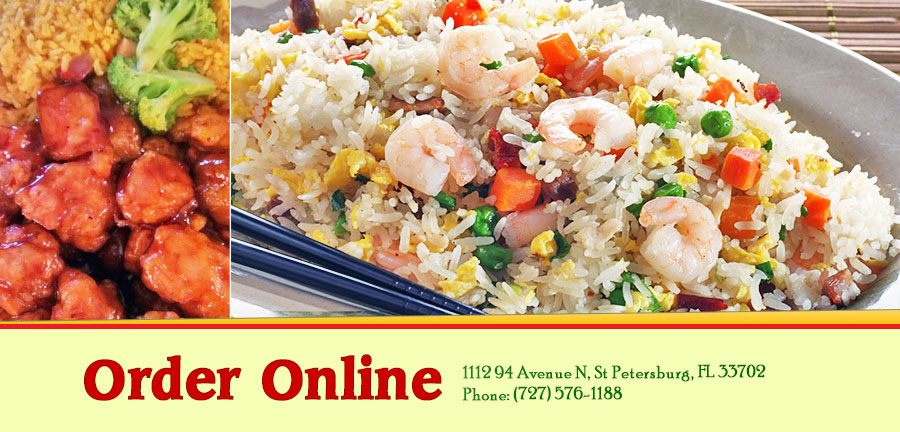 Chinese Food Delivery Tampa Fl