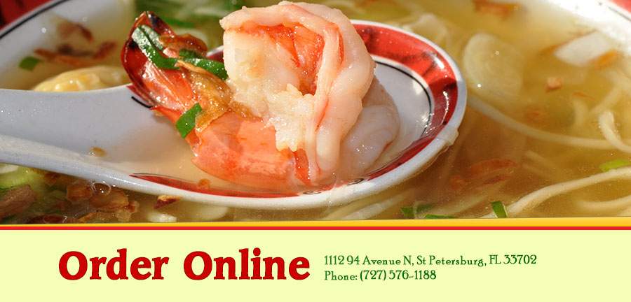 Chinese Food Delivery Seminole Fl