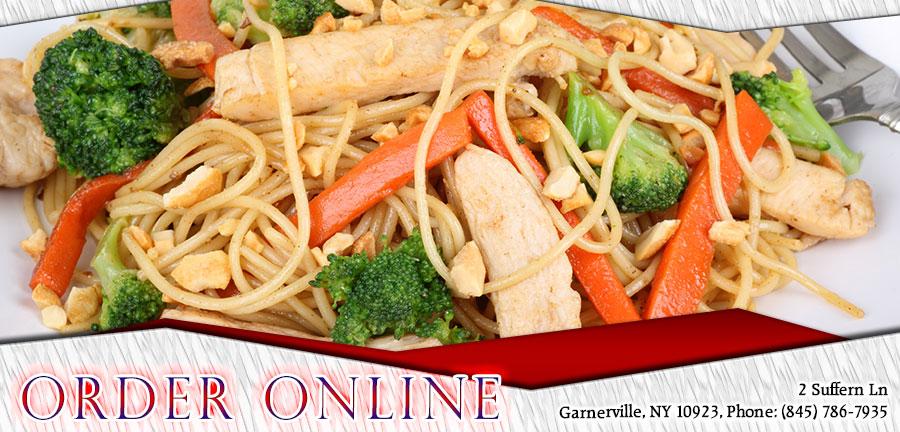 Jin Bo Chinese Restaurant Garnerville