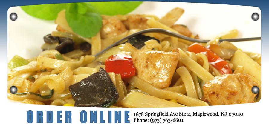 Panda Kitchen Chinese Food Maplewood Nj